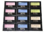 12 x NYC City Mono Eye shadows | 4 shades |  Wholesale Bulk Buy